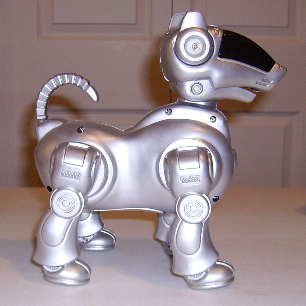 Mechanical Dog Robot