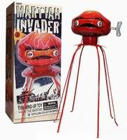 Martian Invader Robot