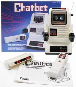Chatbot by Tomy
