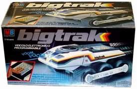 Big Trak Robot