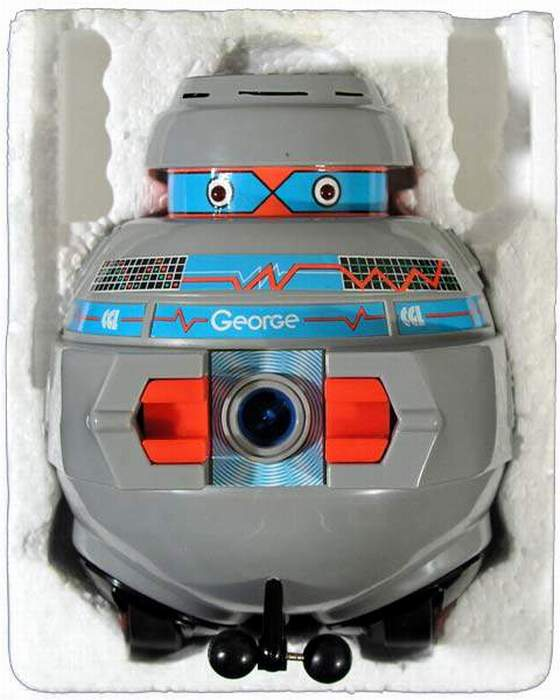 Compurobot George by Axlon