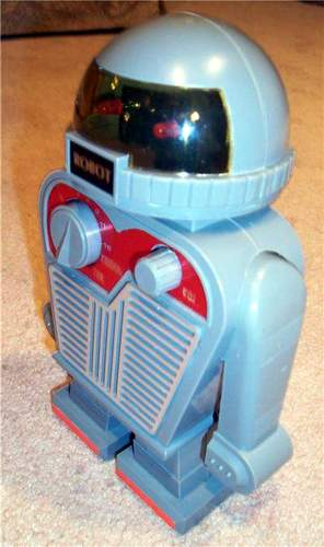 AM Radio Robot