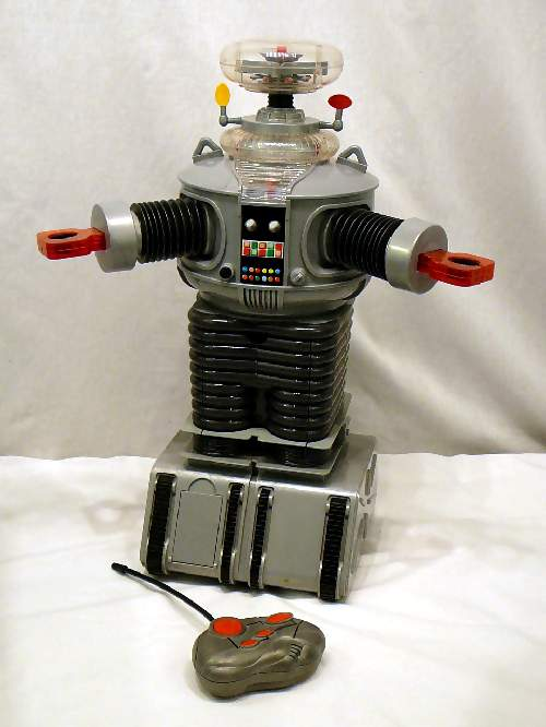 Lost in Space B9 Robot