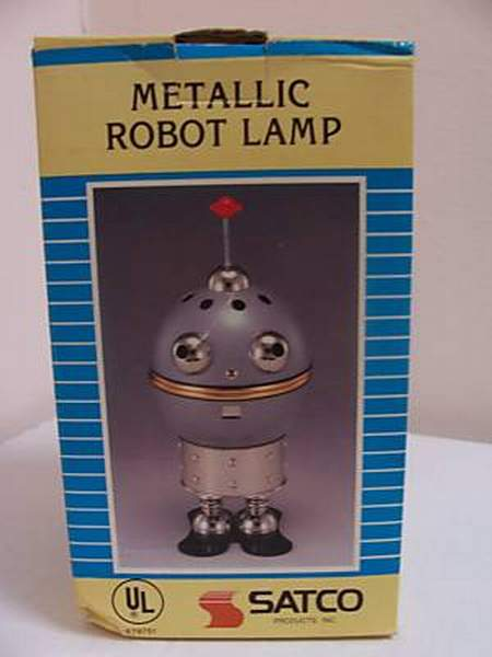 Robot Desk Lamp