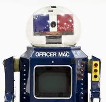 Officer Mac Robot