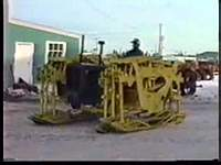 Walking Tractor 1949 Multi-Ped