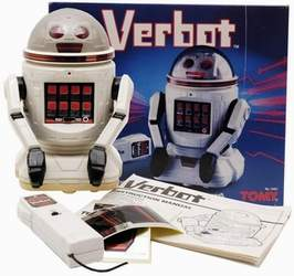 The Verbot by Tomy