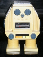 Space Robot Radio