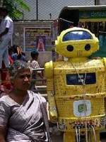 Indian Robots
