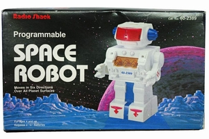 Programmable Space Robot