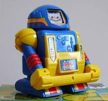 Talking Toby Robot by Coleco