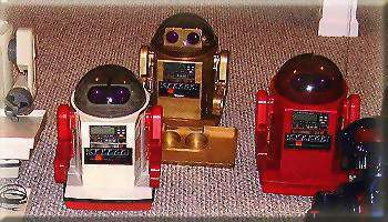 Old Robots