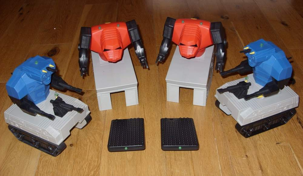 Axlon Techforce Robot