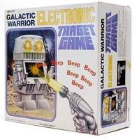 Galactic Warrior Robot