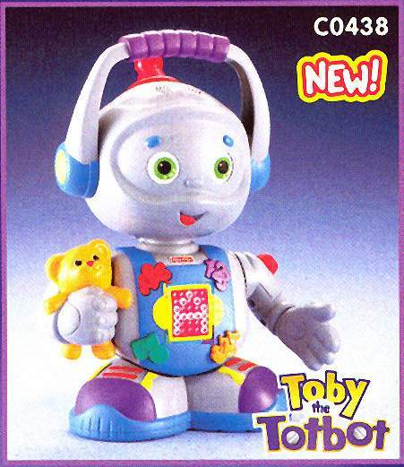 Toby The Totbot