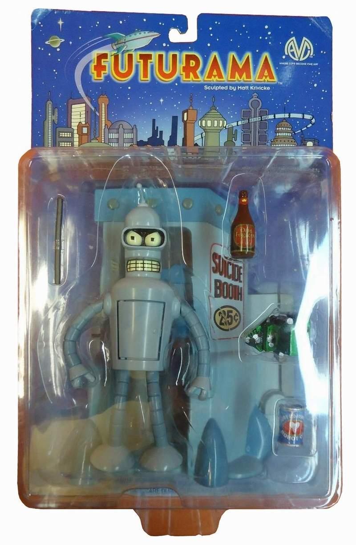 Futurama Bender Robot