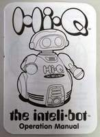 Hi Q the Inteli-bot Robot