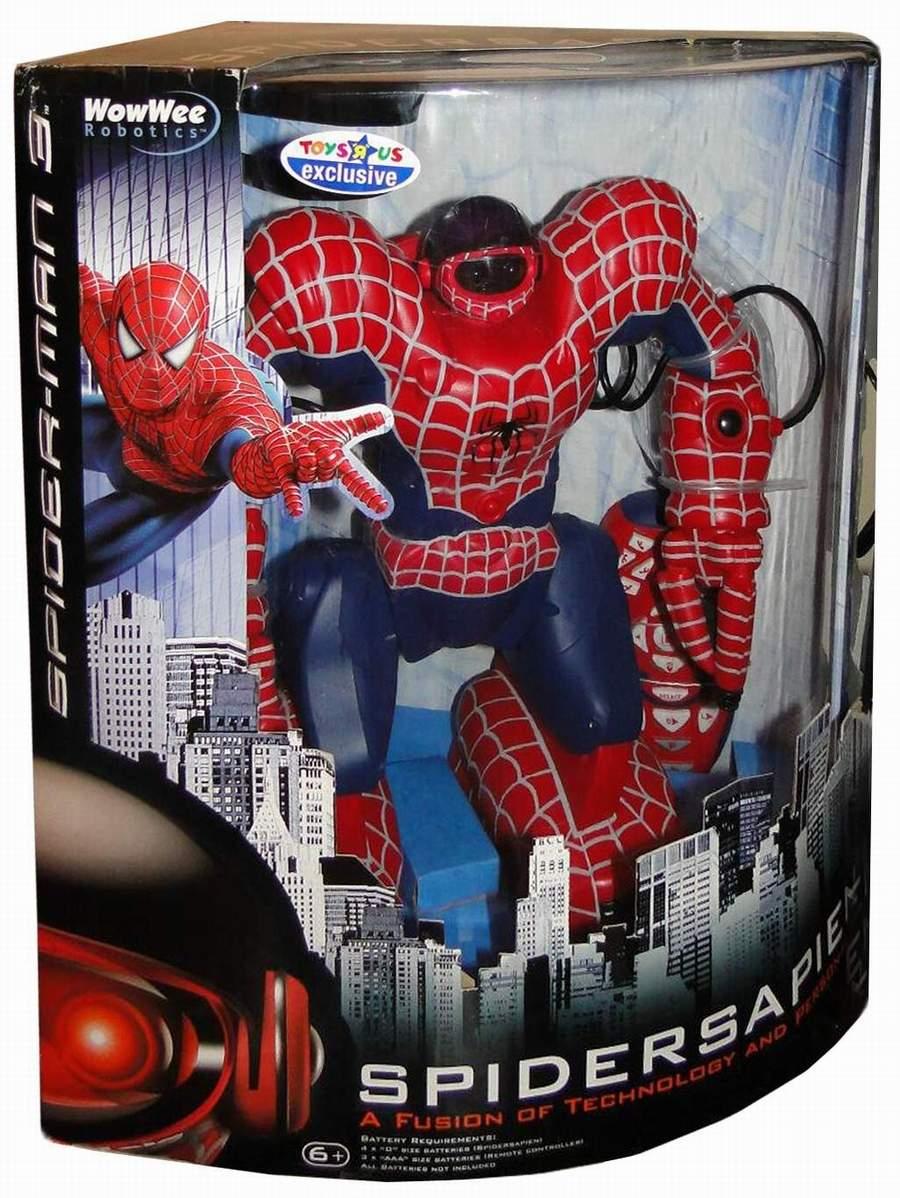 Spidersapien Robot The Old Robots Web Site