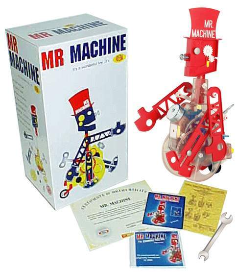 mr machine