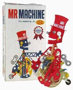 Mr Machine Robot