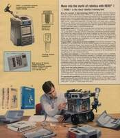 Heathkit Hero Robot
