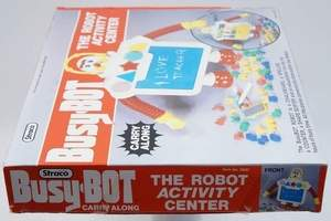 Busy-Bot Robot
