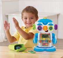 Cogsley Learning Robot