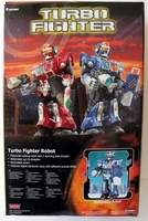 Turbo Fighter Robot