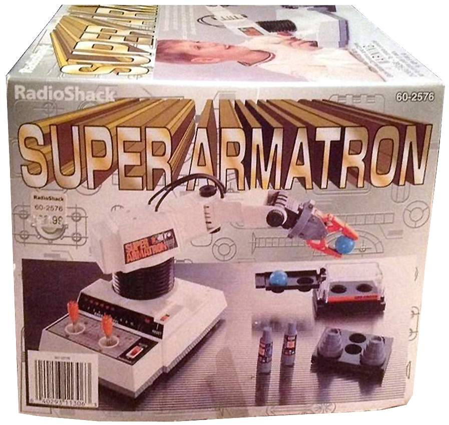 Super Armatron by Radio Shack or Tomy