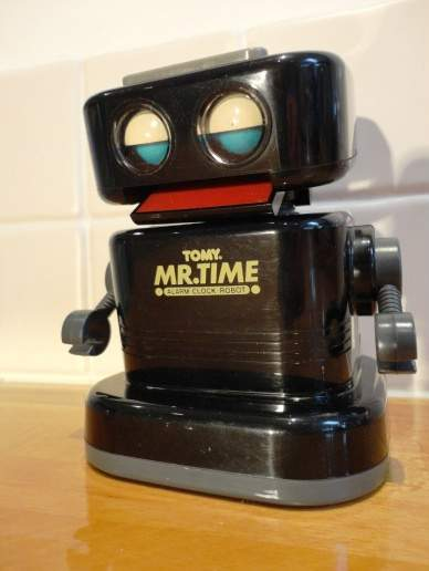 Mr.Time Robot