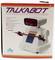 Talkabot Robot by Axlon
