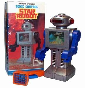 Musical Star Robot