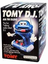 Mr D.J. Robot by Tomy