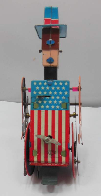 PeaceCorpsMan Robot
