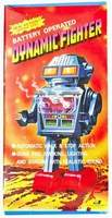 Mighty Action Robot