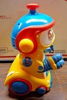 Mighty Mos Jr. Robot