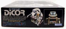 DICOR Disc Controlled Robot