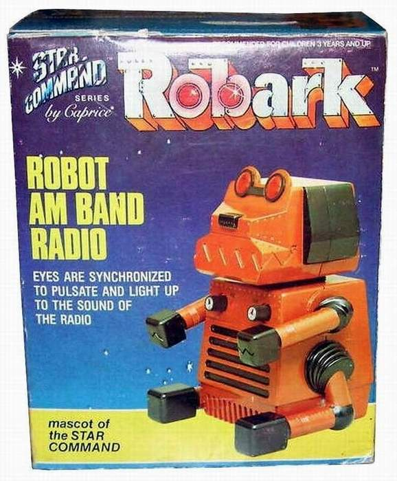 The Old Robots
