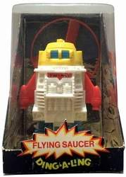 Flying_Saucer Robot