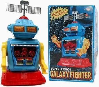 Galaxy Fighter Robot